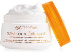 COLLISTAR CREMA Soffice FELICITÀ Italian Body Cream Essential Oils Extracts New #COLLISTAR