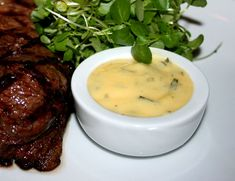 Learn to cook Bearnaise Sauce – How to make bernaises sauce -Easy Bearnaise Sauce — Eat Well 101