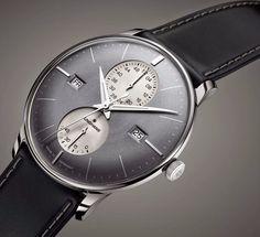 """""""A Look at the Junghans Meister Agenda Calendar Watch"""" via @watchville"""