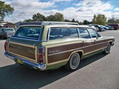 '70 Ford Country Squire Wagon 429