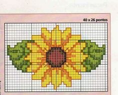 Learn Embroidery, Cross Stitch Embroidery, Embroidery Patterns, Hand Embroidery, Cross Stitch Designs, Cross Stitch Patterns, Loom Patterns, Tapestry Crochet, Knitting Charts
