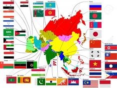 Lista de países y capitales de Asia - unComo