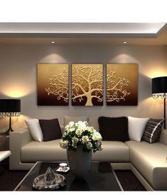 49 enchantingly elegant living room ideas you'll fall over 18 « inspiredesign Home Living Room, Living Room Designs, Living Room Decor, Elegant Living Room, Room Colors, Home Interior Design, House Design, Home Decor, Room Ideas