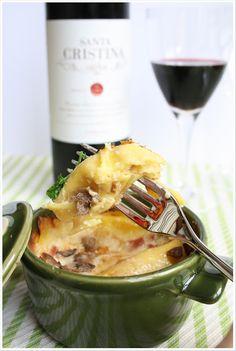 Lasagnetta al tartufo