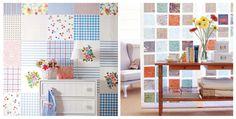 Patchwork em casa! #patchwork #decor #retalhos #colors #casadasamigas