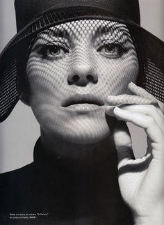 Marion Cotillard by Jean Baptiste Mondino