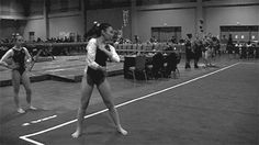 // forever and always in love with nica hult's gymnastics \\