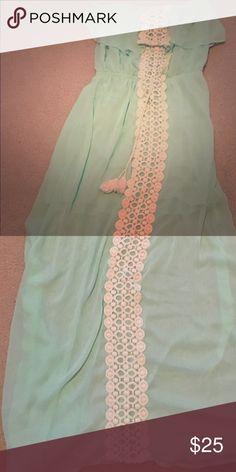 Long dress Beautiful dress size Small (3-5) Dresses Strapless