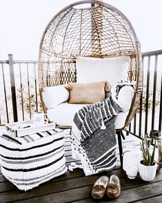 Home Interior Pictures .Home Interior Pictures Interior Simple, Home Interior, Interior Design, Modern Outdoor Furniture, Deck Furniture, Living Room Furniture, Rattan Egg Chair, Walmart Home Decor, Outdoor Pouf