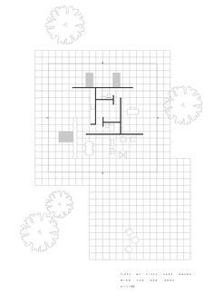 Ludwig Mies van der Rohe, 50 x 50 House, 1950-52 ... at Sixten Sason in wonderland