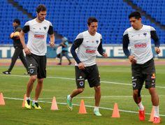 Entrenamiento @Rayados de Monterrey Oficial   (18/04/14) Foto: @Edgar Montelongo