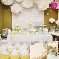 {Party of 5} Adoption Shower, Lakers, Casino Dessert Stand, Wedding, & Bumble Bee