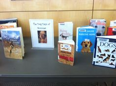 Books about dogs!