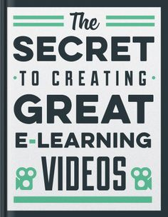 Videos let you show a learner what they need to know, not just tell them. And for soft-skills training, they're invaluable for capturing the subtleties of personal interactions. In this e-book, we'...