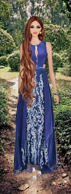 """Covet Fashion Game """"Abandoned Garden"""" Challenge Styled by: PurpleLover ♕ DiamondB! Pinned ♕"""
