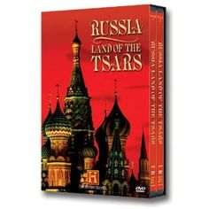 Here is the History Channel's well-known documentary, Russia: The Land of the Tsars.