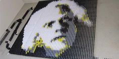 Back To The Future Made With 45,000 Dominos  http://viralselect.com/back-to-the-future-made-with-45000-dominos/  #BackToTheFuture #Dominos #ViralVideo