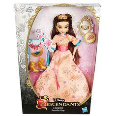 "Disney Descendants Coronation Lonnie Auradon Prep Doll - Hasbro - Toys ""R"" Us"