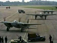 De havilland mosquito 633 Squadron
