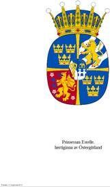 Prins Nicolas vapen: Tre glada laxar | Nyheter | Aftonbladet