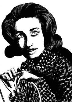 This weeks Illustrated Woman in History was illustrated by Zowie Murphy and written by Hollie Peck. It is featured in the second issue of the Illustrated Women in History zine which you can order here. Lesley Gore (Lesley Sue Goldstein) May 2, 1946 -...