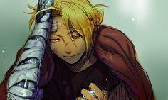 Edward Elric - Fullmetal Alchemist/Brotherhood