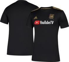 22206c075f9 adidas Men s Los Angeles FC Primary Replica Jersey
