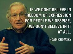 """Meet the extraordinary Noam Chomsky. A celebrated author, linguist, philosopher, logician, political activist and cognitive scientist, he has truly made his mark in the world by being one of its greatest intellectuals. His influence spans a wide range of generations, from his own up to today. """"If one person raises questions, that's breaking up open-mindedness"""". Noam Chomsky http://thextraordinary.org/noam-chomsky"""