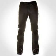 c51688c57803d Draggin' Jeans Slix Jeans - - Leather look denim motorcycle jeans from The  Biker Store.