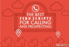 Great FSBO calling script. Real Estate Marketing isn't complete without some type of calling...