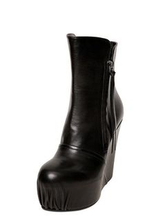BB BRUNO BORDESE WASHED NAPPA LEATHER WEDGE BOOTS ugg Cyber Monday View More: www.yi5.org