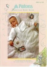 Patons 322 Fairytale Baby Book