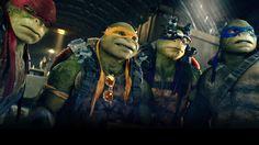 """Cinco novos vídeos de """"As Tartarugas Ninja 2"""" com muitas cenas inéditas – Blog do Deill"""