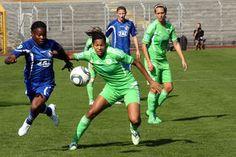 22. September 2011, Frauen-Bundesliga, VfL Wolfsburg vs Turbine Potsdam 0:2