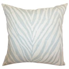 I pinned this Zebra Pillow from the Southern Hospitality event at Joss and Main!