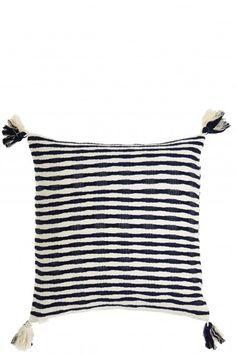 Wadali Woven Striped Pillow