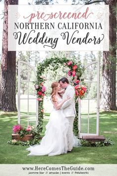 Find pre-screened wedding vendors for your Northern California wedding on HereComesTheGuide.com. Photography: Jasmine Star //  Wedding Planning & Design: amazáe | events // Flowers: Petalworks