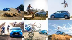 RT, tag your favourite photographer & comment with the hashtag #MakeYourMark to win a NEW Toyota Aygo!