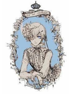 Anime Kuroshitsuji, Black Butler Kuroshitsuji, Ciel Phantomhive, Manga Art, Manga Anime, Anime Art, Best Animes Ever, Black Butler Ciel, Beautiful Drawings