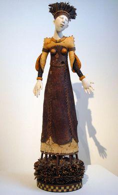 One of my favorite doll artist. Akira Blount: Patience