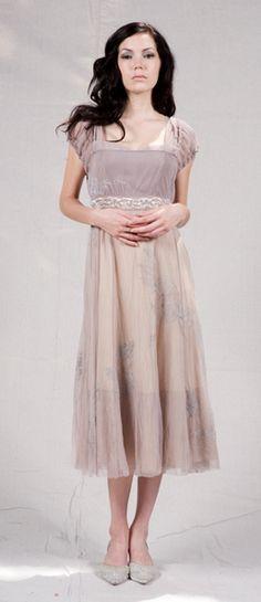 nataya... vintage style clothing designer...
