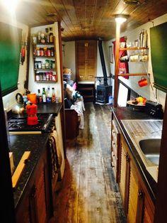 Photo in Boat album - Google Photos Narrowboat, Liquor Cabinet, Album, Storage, Google, Photos, Furniture, Home Decor, Purse Storage