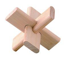 Puzzle madera cruz http://www.puzzlesingenio.com/juegos-de-madera/190-puzzle-de-madera-tres-piezas-pequeno.html