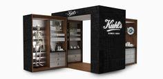 aruliden | Kiehl's Pop-Up Store