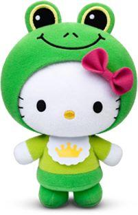 McDonald's X Hello Kitty: The Frog Prince