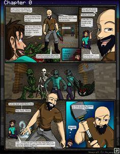 MC: The Beginning Chapter 0 -7 by TomBoy-Comics on deviantART