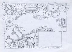 Marina's Garden Sneak Preview Permaculture, Dream Big, Garden, Beautiful, Design, Gardens, Outdoor, Home Landscaping, Tuin