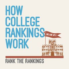 College ranking organizations use different methods and criteria in making their ranking lists. Know what you are looking for when you consult the latest lists.
