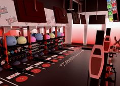Gym Design, Fit