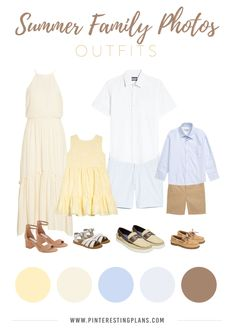 Summer Family Portraits, Spring Family Pictures, Family Pictures What To Wear, Family Portrait Outfits, Summer Photos, Beach Portraits, Family Pics, Family Posing, Summer Photo Outfits